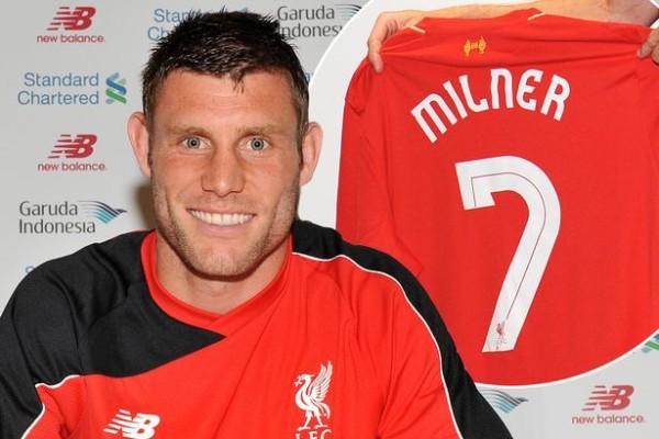 Milner : Nilailah Liverpool di akhir Musim