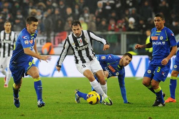 Prediksi Susunan Pemain Juventus vs Udinese