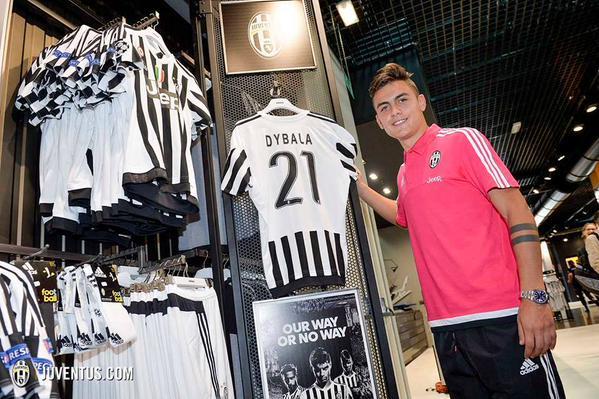 Pesona Dybala dan gaya permainannya sangat cocok untuk Juventus