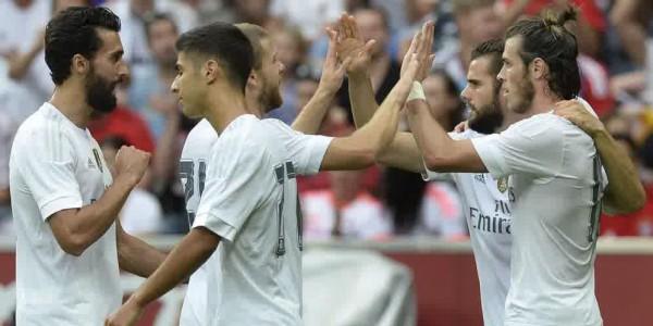 Fernandez: Imbangi Madrid Rasanya Gijon Seperti Menang