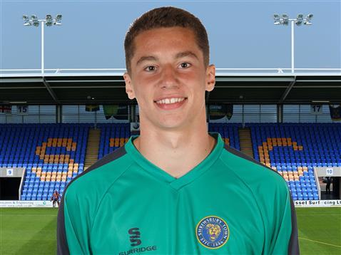 Southampton resmi datangkan Harry Lewis dari Shrewbury Town