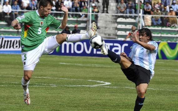 Prediksi Argentina vs Bolivia