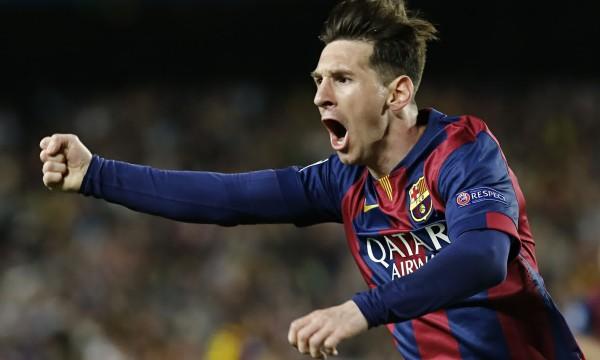 Belum Latihan, Enrique Paksakan Messi Lawan Atletico