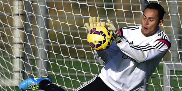 Benitez Sebut Madrid Akan Bantu Navas Cetak Rekor Clean Sheet