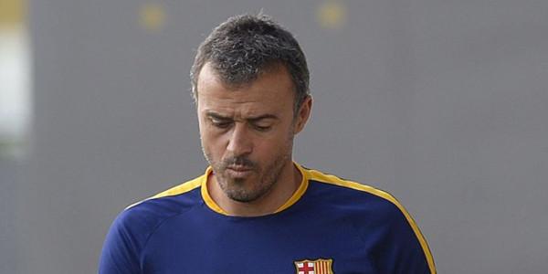 Ini Komentar Enrique, Jika La Liga Tanpa Barca