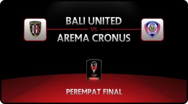 Prediksi Arema vs Bali United