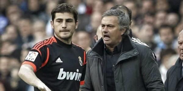 Retaknya Hubungan Casillas dan Mourinho, Ini Penyebabnya