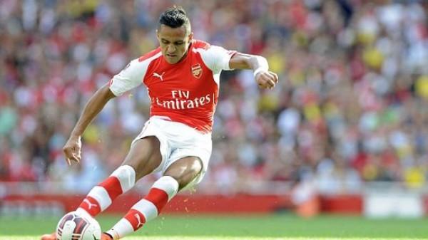 Sanchez belum cetak gol wenger maklumi itu