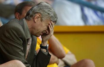Gagal gaet pemain bintang Arsene Wenger dapat kritikan fans Arsenal