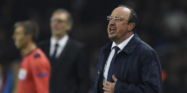 Benitez Sebut Kemenangan Lawan Celta Sangat Penting