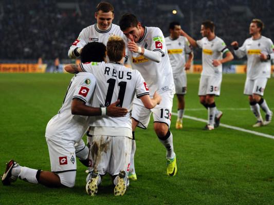 Die Fohlen Meraih Tiga Kemenangan Beruntun di Bundesliga