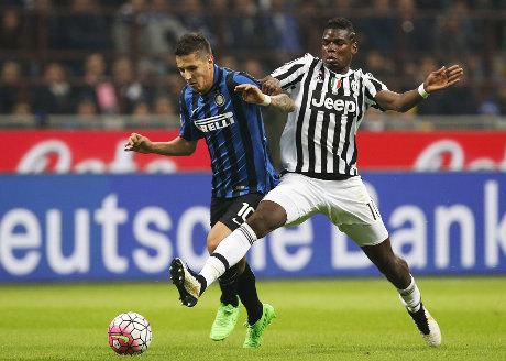 Jovetic : Pemain Inter Kelelahan Saat Lawan Juve