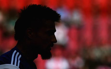 Kevin Boateng Akan Berlatih dengan Milan