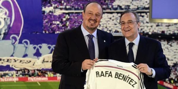Presiden Madrid Puji Kinerja Benitez