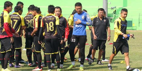 SFC Siapkan Stadion Manahan Untuk Lawan Arema