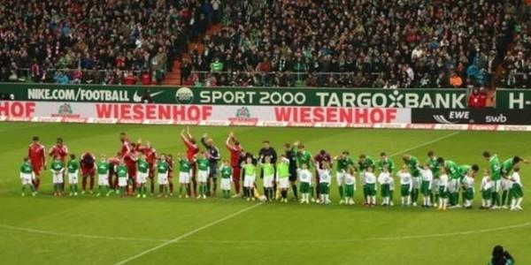 Susunan Pemain Werder Bremen vs Bayern Munich