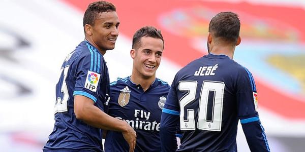 Vazquez Sebut Madrid Harus Bahagia Telah Kalahkan Celta Vigo
