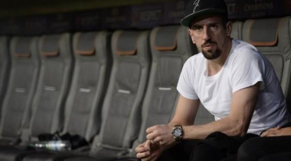 Lama Cedera, Kabar Dari Ribery Tak Pernah Terdengar