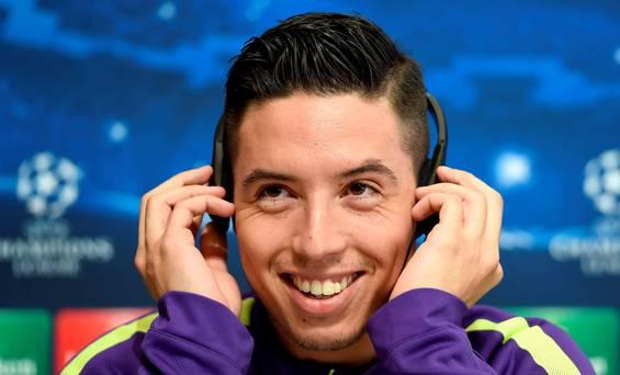 Nasri Diperebutkan Oleh Juve Dan Inter