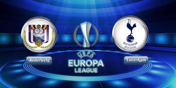 Prediksi Tottenham Vs Anderlecht