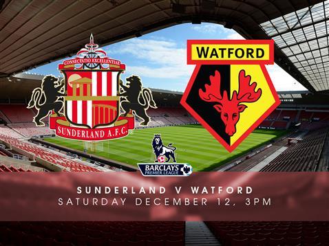 Prediksi Sunderland VS Watford