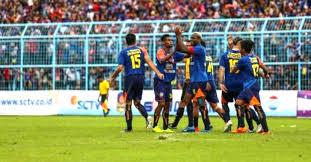 Arema Berterima Kasih Kepada Sriwijaya FC