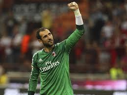 Diego Lopez Absen Bela AC Milan