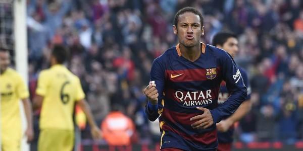 Gantikan Peran Messi, Neymar Tuai Pujian dari Adriano