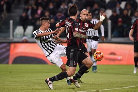 Gol Semata Wayang Dybala Menangkan Juventus atas Milan