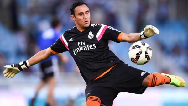 Penjaga Gawang Madrid Mencatatkan Rekor Baru