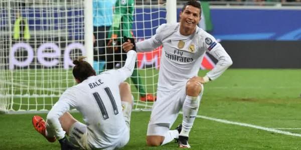 Ronaldo dan Bale Bisa Saling Bertukar PosisiRonaldo dan Bale Bisa Saling Bertukar Posisi