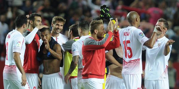 Sevilla, Penumbang Duo Raksasa La Liga