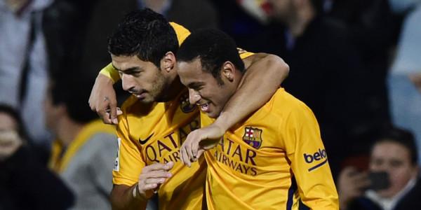 Suarez Tegaskan Hubungannya Dengan Neymar Sangat Baik