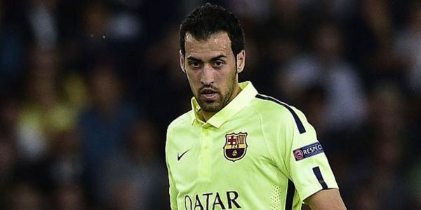 Suarez: Busquets Mempunyai Peran Vital di Barcelona