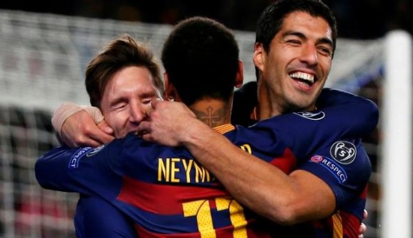 Enrique: Trio MSN Bisa Kuasai Ballon d'Or