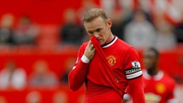 MU Tak Akan DIperkuat Rooney Nanti Malam