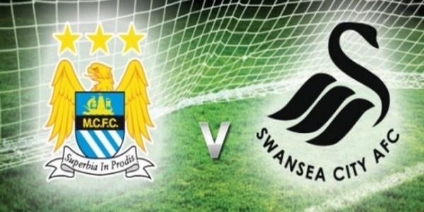 PREDIKSI Man City vs Swansea City
