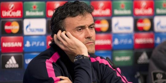 Pelatih Barca Tak Perduli Saat Real Madrid Di Keluarkan Dari Copa Del Rey