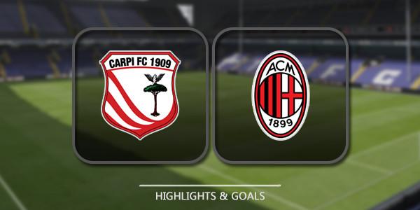 Prediksi Carpi Vs AC Milan