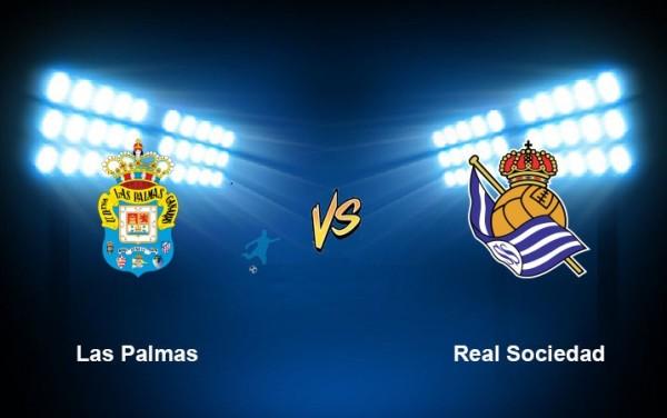 Prediksi Las Palmas VS Real Sociedad