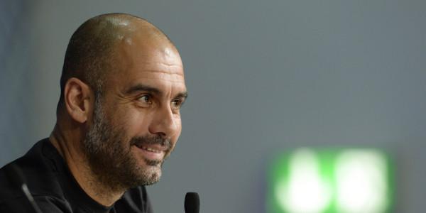 Dikabarkan Akan Ke Madrid, Guardiola Tertawa