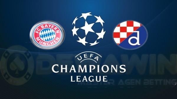 Prediksi Dinamo Zagreb Vs Bayern Munchen