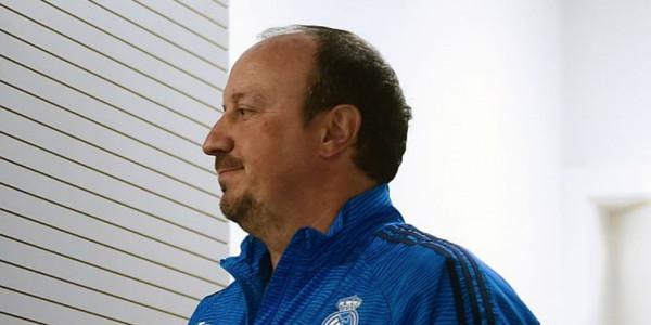 Agen Katakan Posisi Rafael Benitez Masih Aman di Madrid