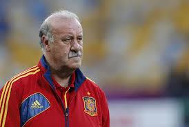 Del Bosque Sebut Pique Punya Masalah Besar dengan Madrid