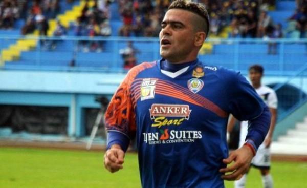 Gonzalez Justru Senang Arema TC di Balekambang