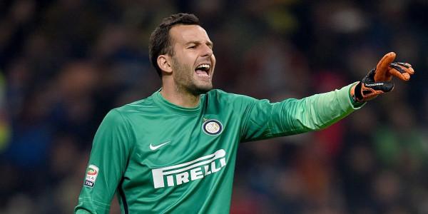 Handanovic: Inter Kalah Bukan Gara-gara Melo