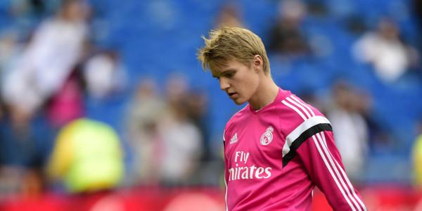 Hubungi Real Madrid, Getafe Berminat Pinjam Pemain Muda Ini