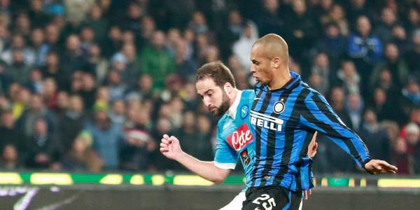 Inter Lawan Napoli di Perempat Final Coppa Italia