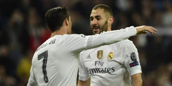 Los Blancos Bakal Jual Ronaldo dan Benzema di 2016