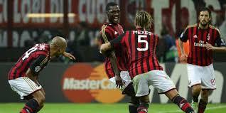 Milan Rindu Panasnya Liga Champions